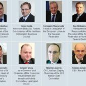 The Forum of Russian and European Businesses