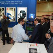 Specta extends export markets at Metal & Steel Middle East Exhibition in Cairo, Egypt.