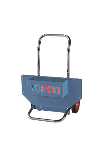Decoiler H-95 for steel strap