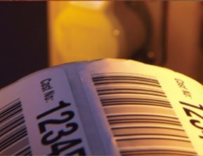 Self adhesive Hi Temp Polyimide Labels