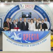 SPECTA new packaging and labeling  value-added solutions at Metal-Expo 2016