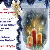 SPECTA wishes You a Merry Christmas and a Happy New Year!