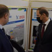 The head of Ministry of Industry and Trade visited Kostroma Economic Forum